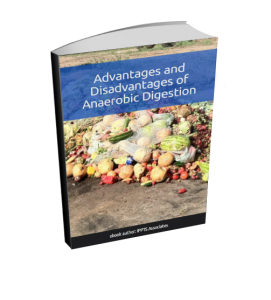 Advantages and Disadvantages of Anaerobic Digestion eBook cover