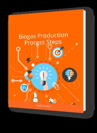 Biogas Production Process Steps pdf
