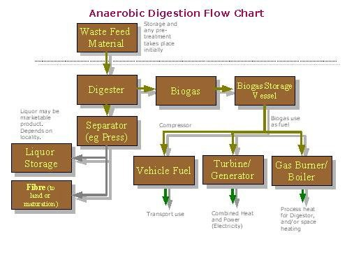 Methodology of biogas