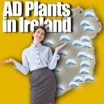 Image is an anaerobic digestion in Ireland plans meme.
