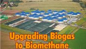 Biomethane production Refinery