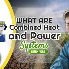 """Image text: """"What are Combined Heat and Power CHP Systems""""."""