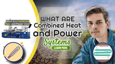 "Image text: ""What are Combined Heat and Power CHP Systems""."