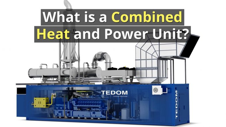 Image illustrates What is a CHP Unit
