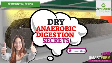 """Image text: """"Dry anaerobic digestion secrets""""."""