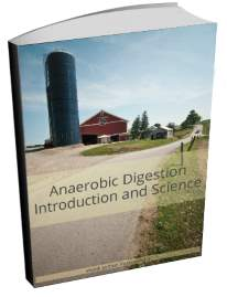 Anaerobic Digestion Intro and Science eBook 3D cover