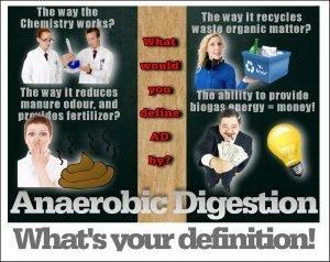 Define Anaerobic Digestion advantages - Meme