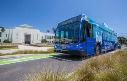 Big-Blue-Bus Fleet plans near zero strategy