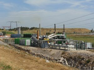 Biomethane in Europe image now becoming part of anaerobic digestion UK