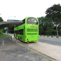 biomethane bus