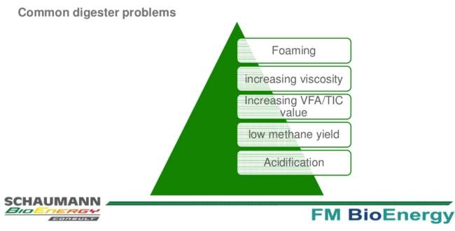 Image showing 5 Anaerobic Digestion Problems by Schaumann BioEnergy