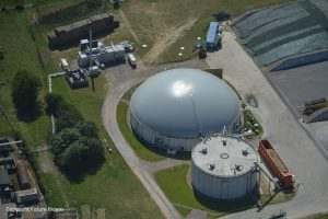 Image to show: The Opportunity for anaerobic digestion plants as part the huge economic opportunity for the UK.
