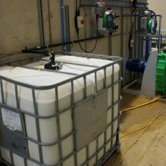 VERDER dosing pump system
