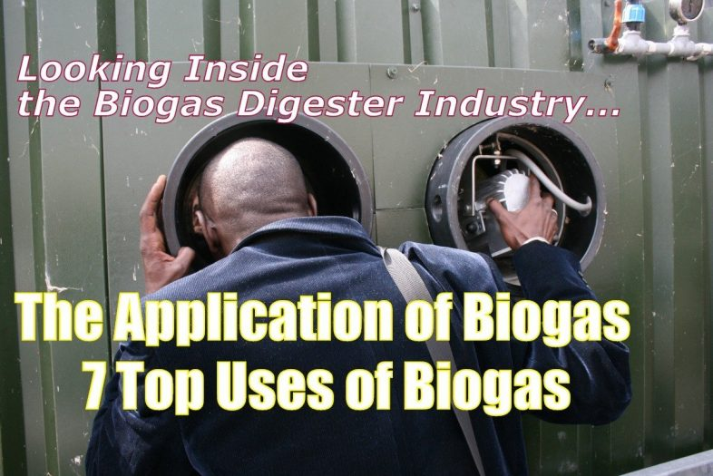 Image is feature image for the Biogas Applications article.