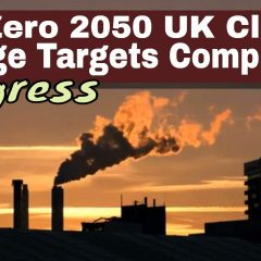 Zero 2050 Net Carbon Emissions YouTube featured image.