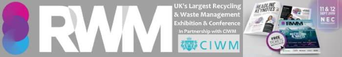 RWM Exhibition logo
