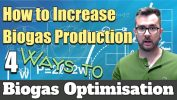 "Feature image for ""How to Increase Biogas Production""."