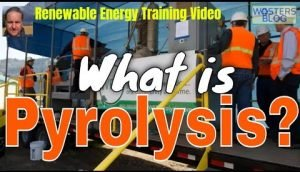 "Image is the ""What is Pyrolysis?"" video on YouTube."