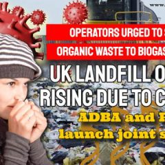 Landfill Odour rises meme to show effect of COIVID-19 on UK landfill odour.