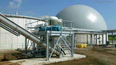 Future Biogas Borger pumps separators