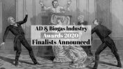 "Image bears the text: ""AD and Biogas Industry Awards 2020 Announced""."