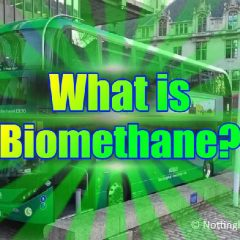 """Featured image text: """"What is Biomethane?""""."""