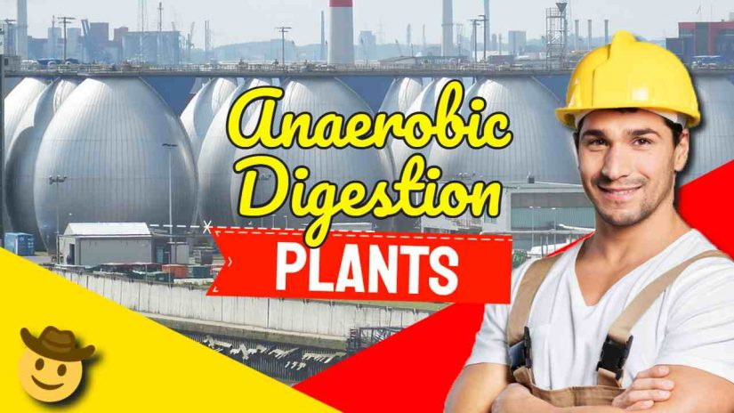 """Image text: """"Anaerobic digestion plants""""."""