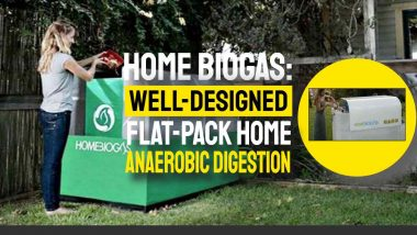 """Image text: """"HomeBiogas Home Biogas Plants Update""""."""