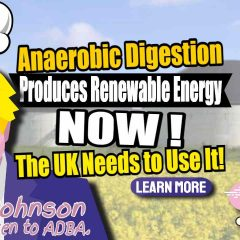 """Image text: """"Anaerobic Digestion Produces Renewable Energy Now!""""."""